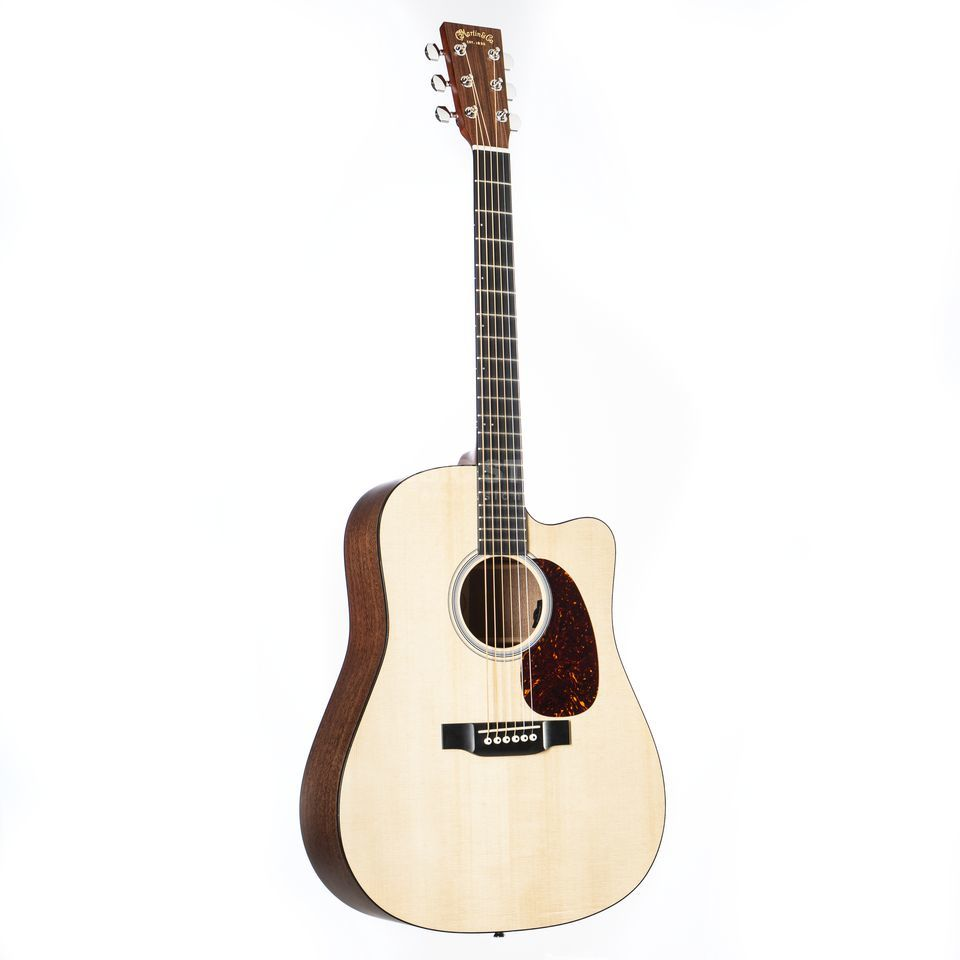 Martin Guitars DCPA4 Natural Produktbild