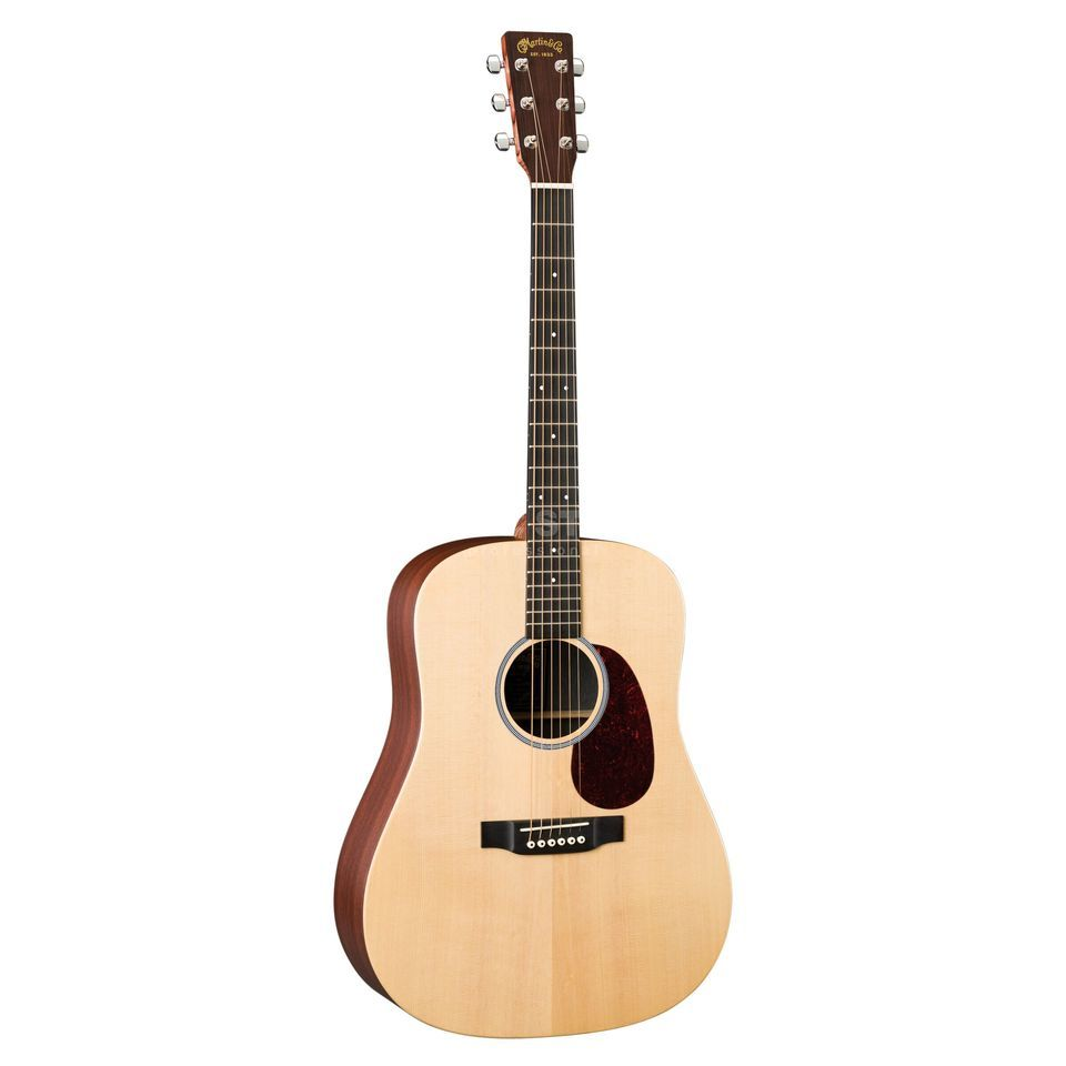 Martin Guitars DX1AE Natural Product Image