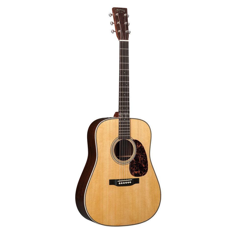 Martin Guitars HD-28E Retro Natural, incl. Case Produktbillede