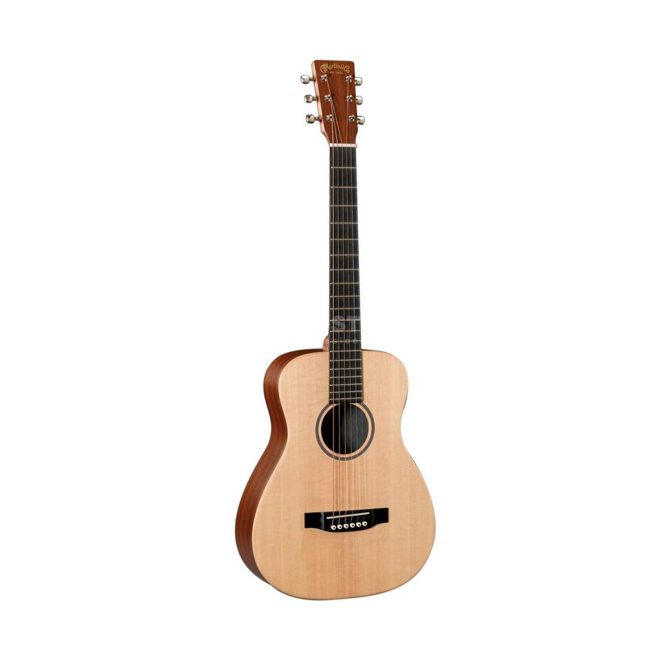 "Martin Guitars LXM, ""Little Martin"", X Series B&S Mahogany finish Produktbillede"