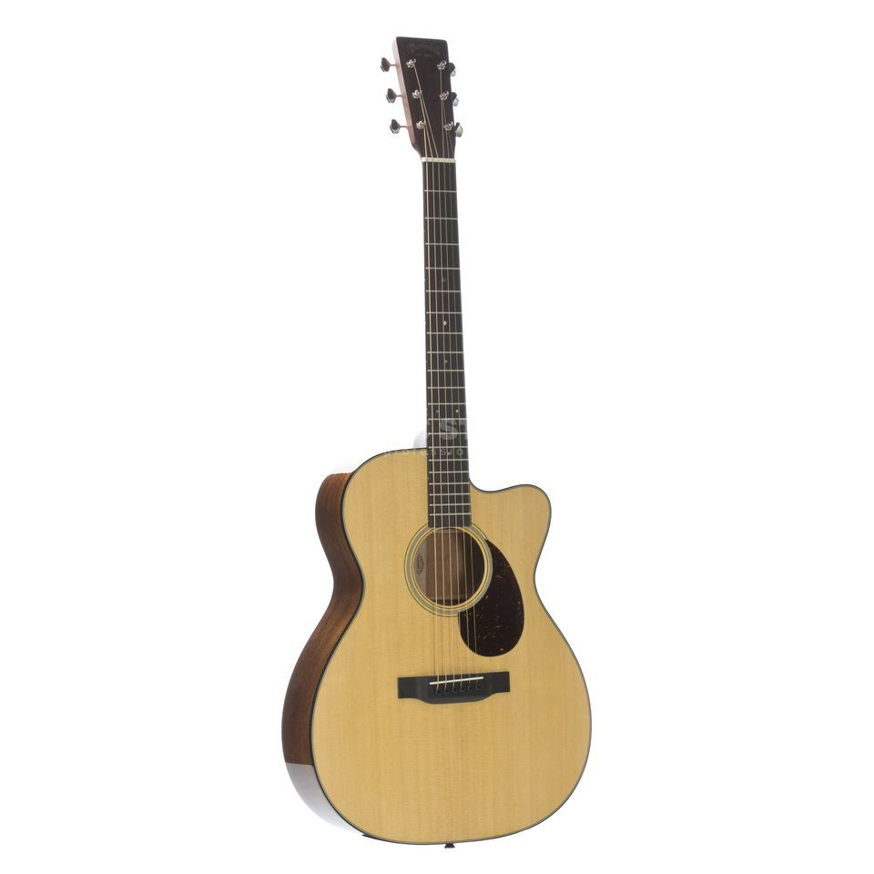 Martin Guitars OMC-18E Natural High Gloss Produktbillede