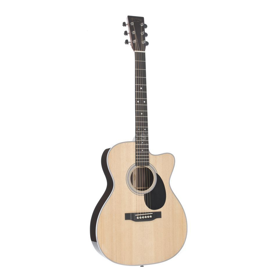 Martin Guitars OMC-28E Natural High Gloss Produktbild