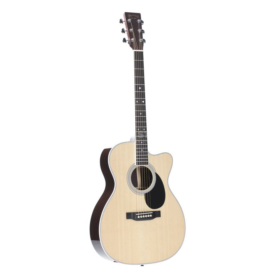 Martin Guitars OMC-35E Natural High Gloss Produktbild