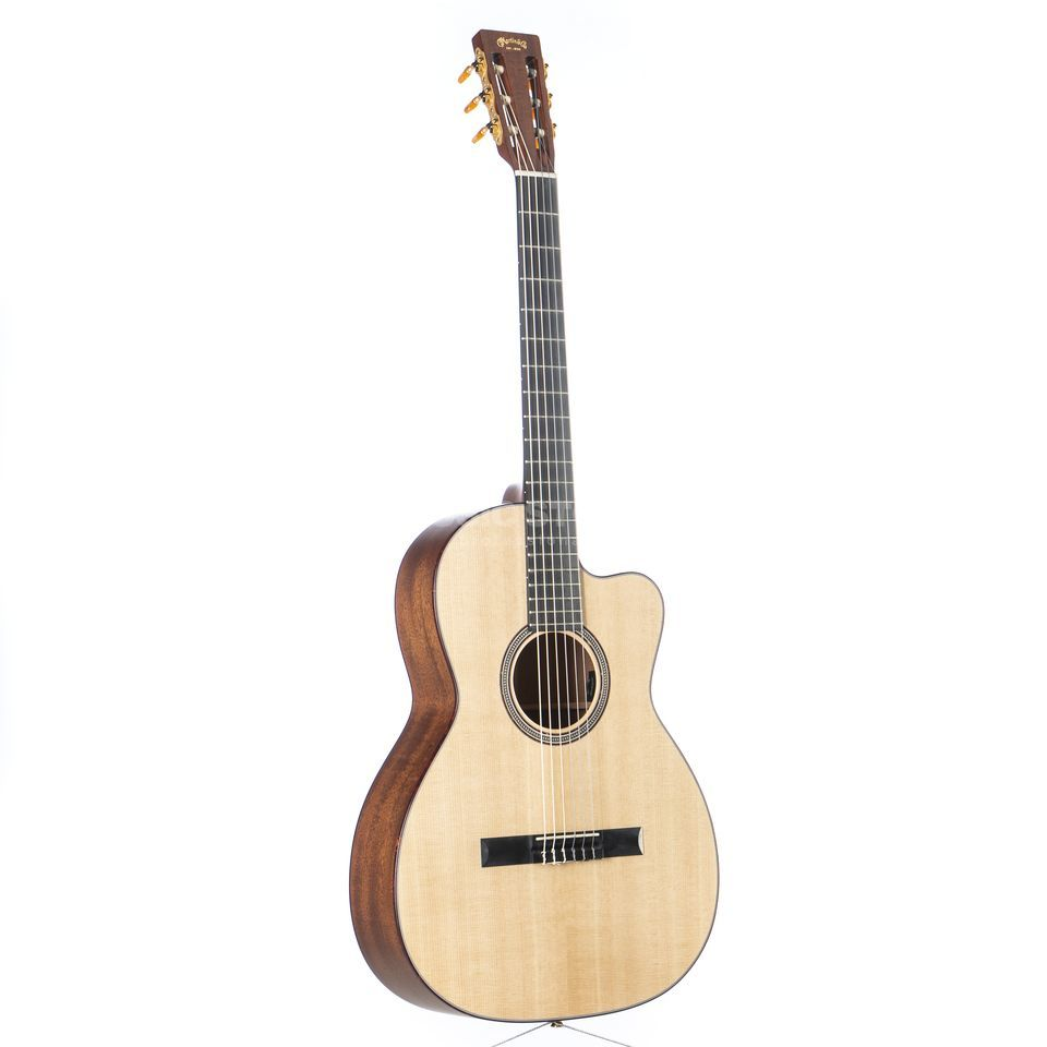 Martin Guitars Special Ed. 000C Nylon 12-Fret Natural, incl. Case Produktbillede