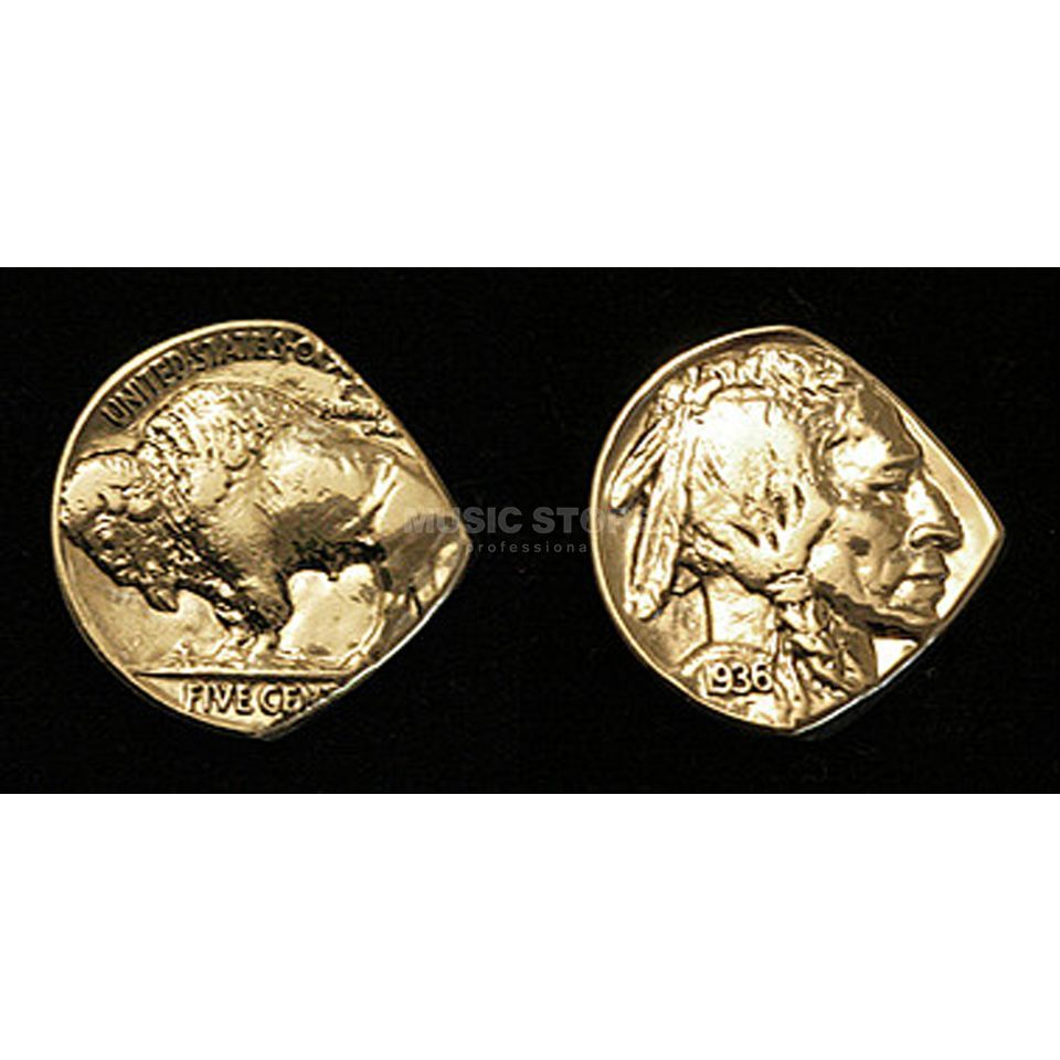 Master Artisan US Buffalo 5 Cent Coin Pick Nickel Produktbild