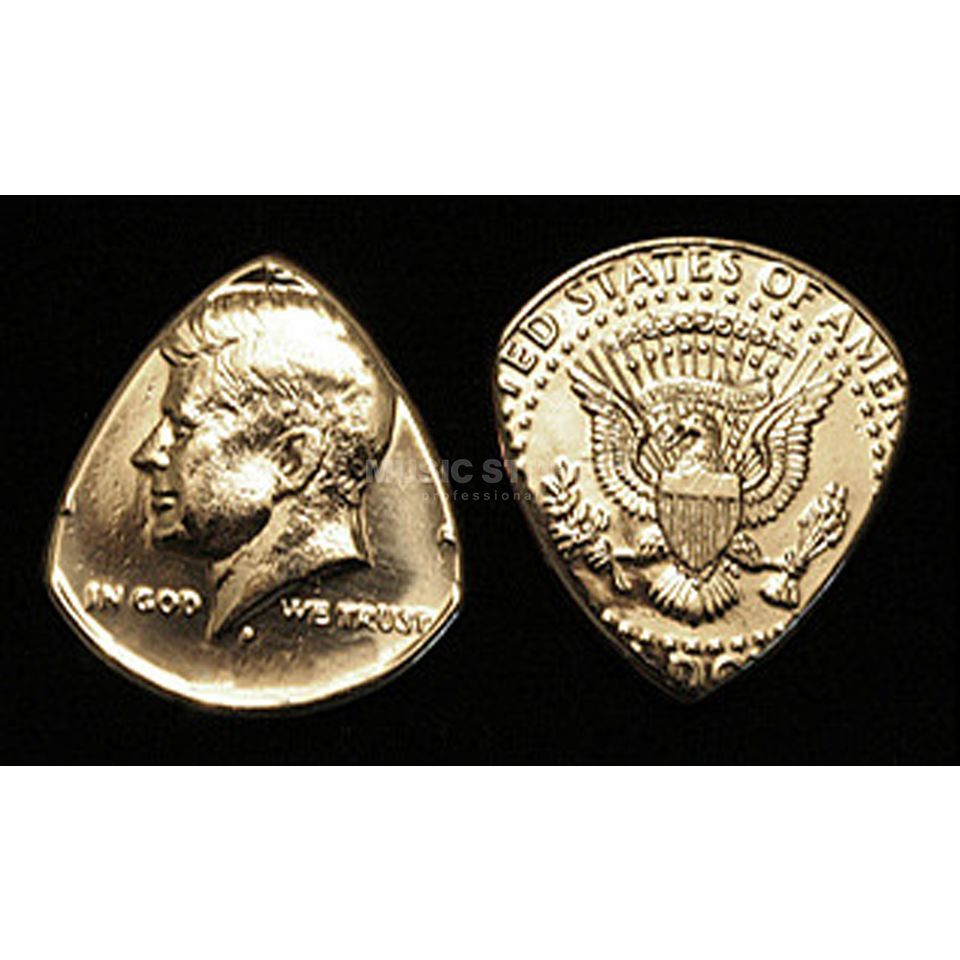 Master Artisan US Kennedy Dollar Coin Pick Nickel/Kupfer Produktbild