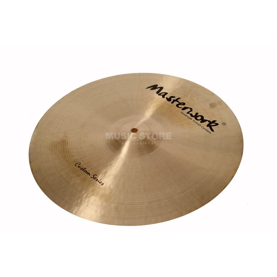 "Masterwork Custom Crash 17""  Produktbillede"