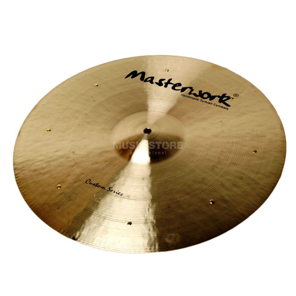 "Masterwork Custom Sizzle Ride 20""  Product Image"