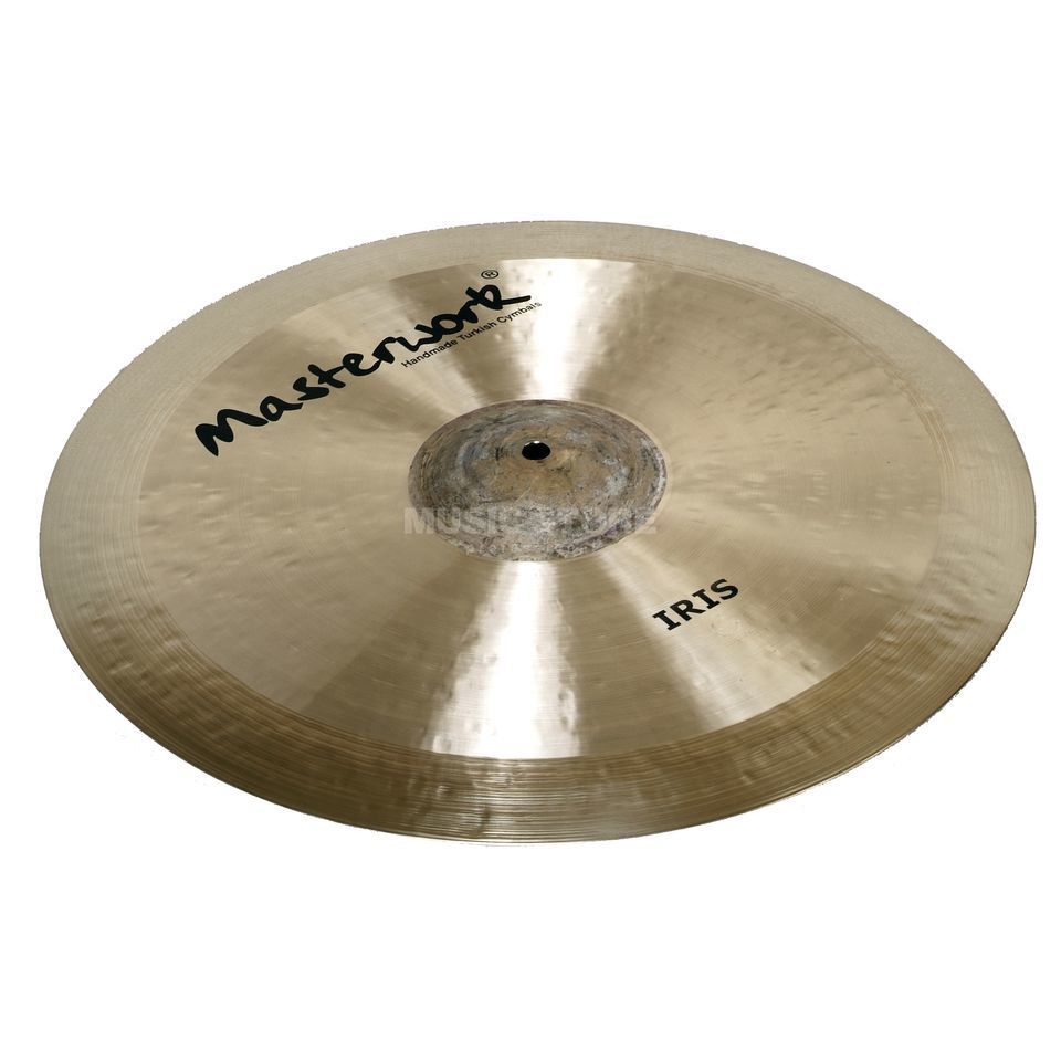 "Masterwork Iris Crash 15""  Product Image"