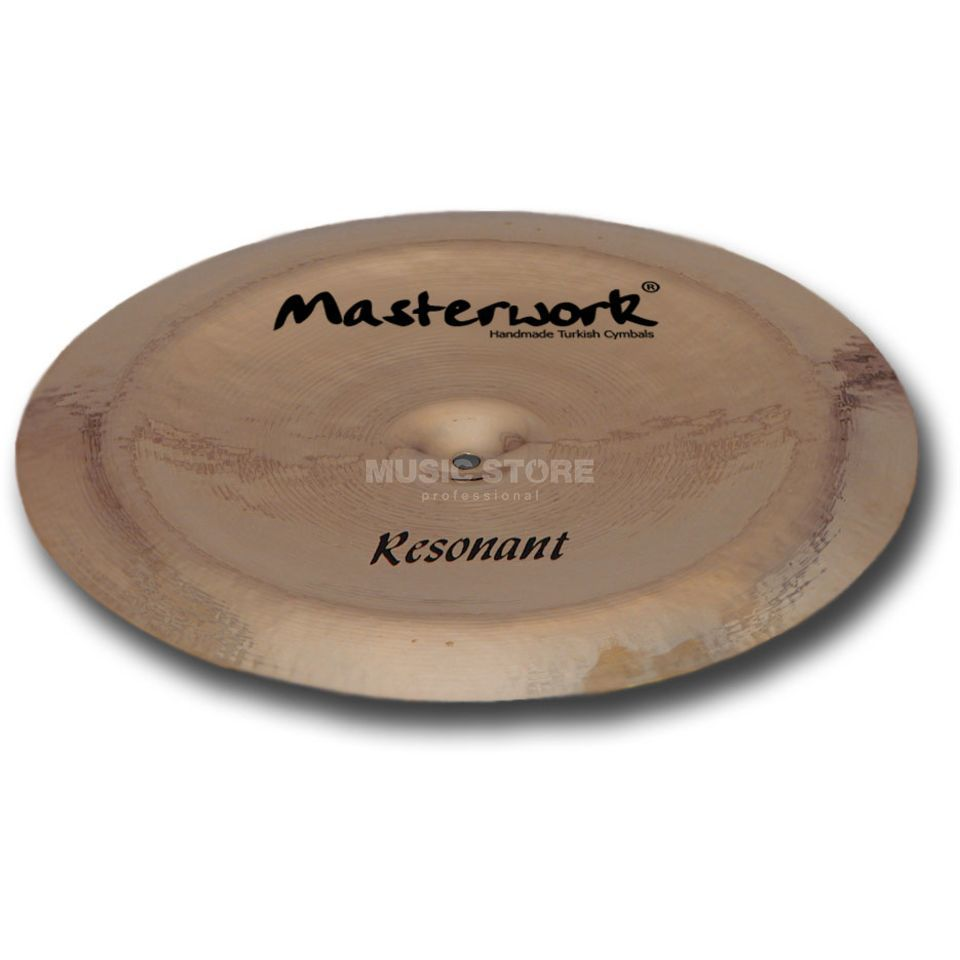 "Masterwork Resonant China 14"" Brilliant Finish Produktbillede"