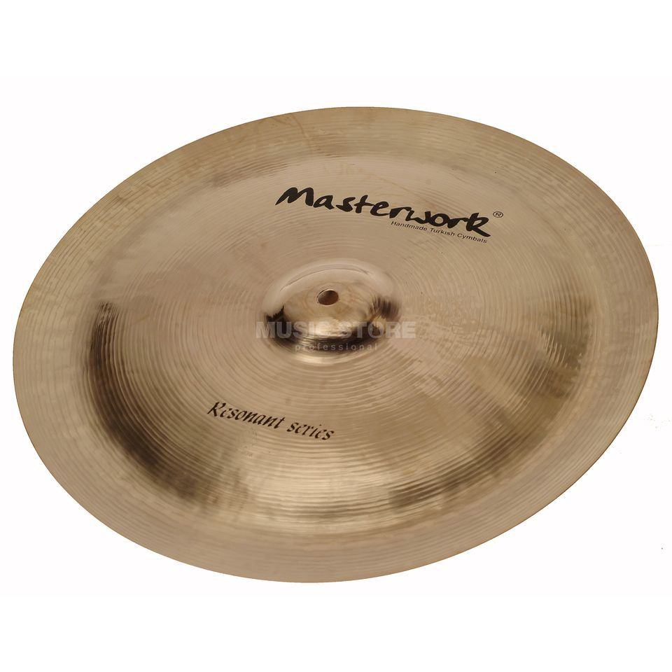 "Masterwork Resonant China 18"", Brilliant Finish Produktbillede"