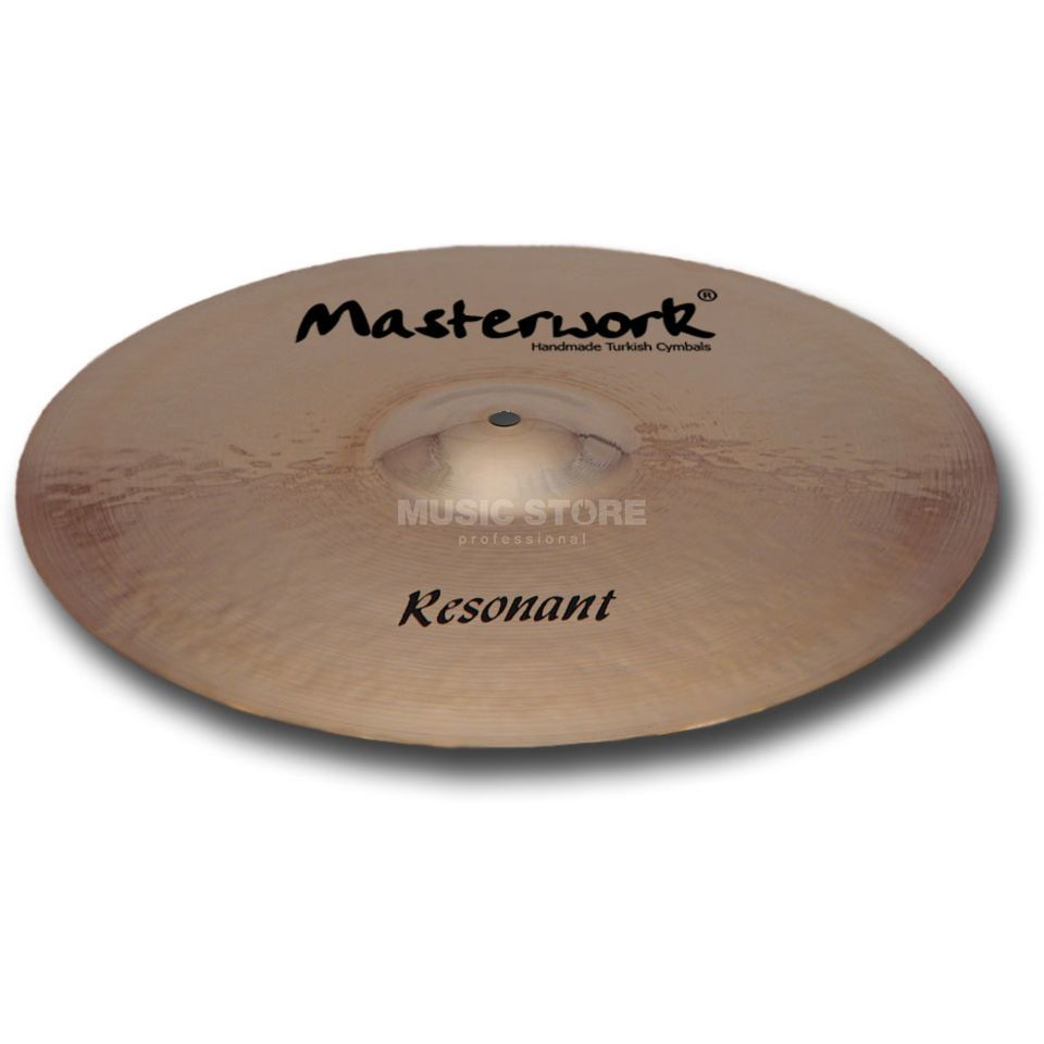 "Masterwork Resonant Crash 16"", Brilliant Finish Productafbeelding"