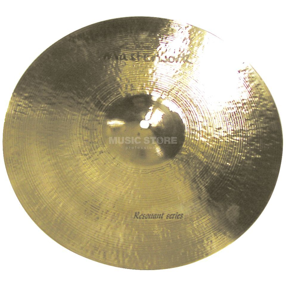 "Masterwork Resonant Crash 17"", Brilliant Finish Imagem do produto"