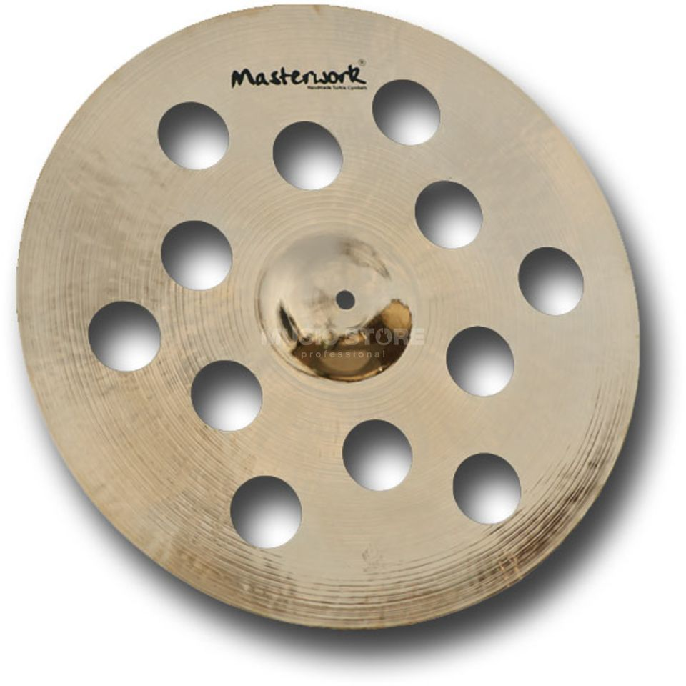 "Masterwork Resonant FX Crash 16"", Brilliant Finish Produktbillede"