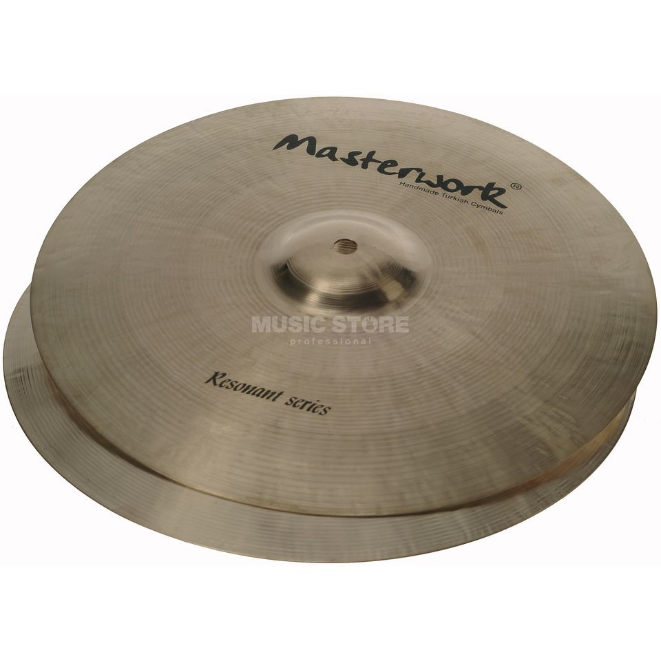 "Masterwork Resonant HiHat 10"" Brilliant Finish Produktbild"