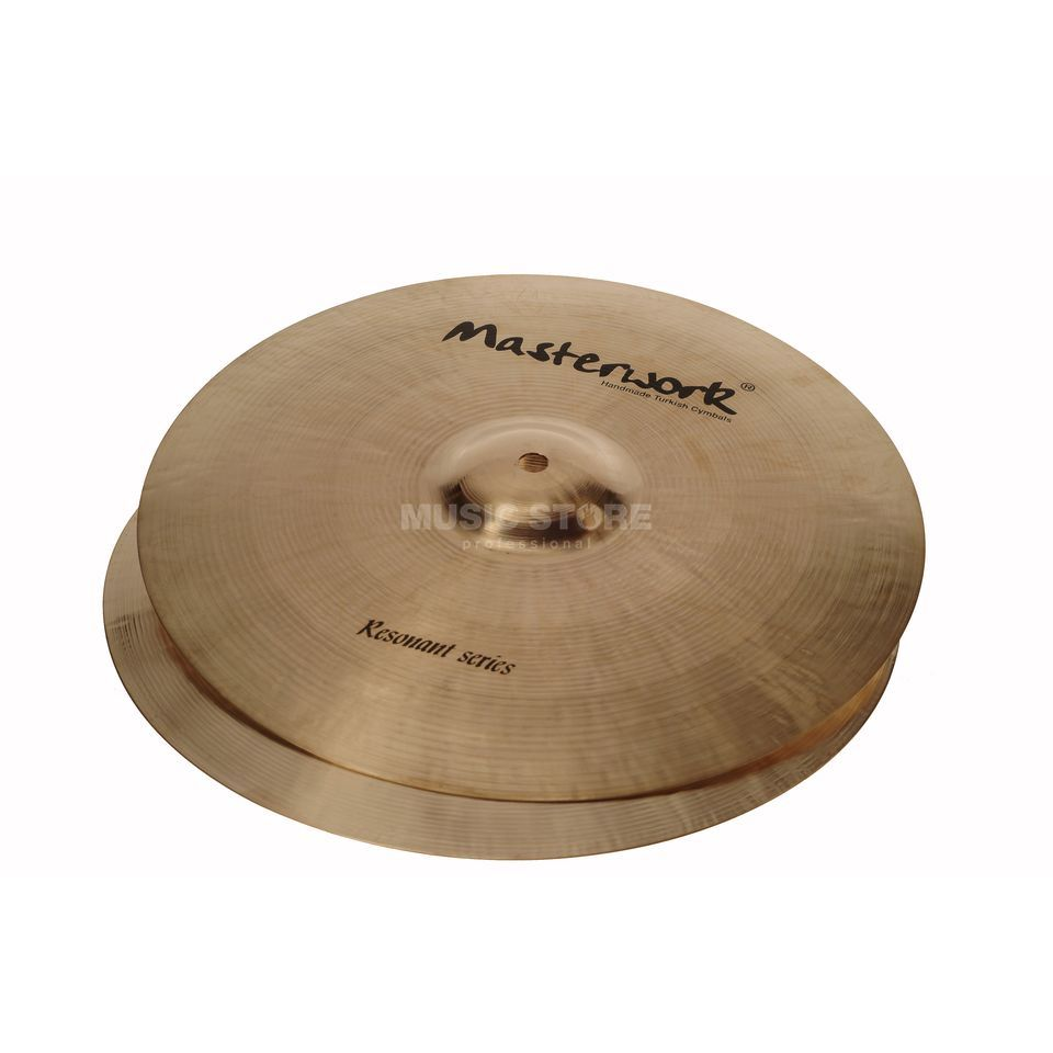 "Masterwork Resonant HiHat 14"" Brilliant Finish Produktbillede"