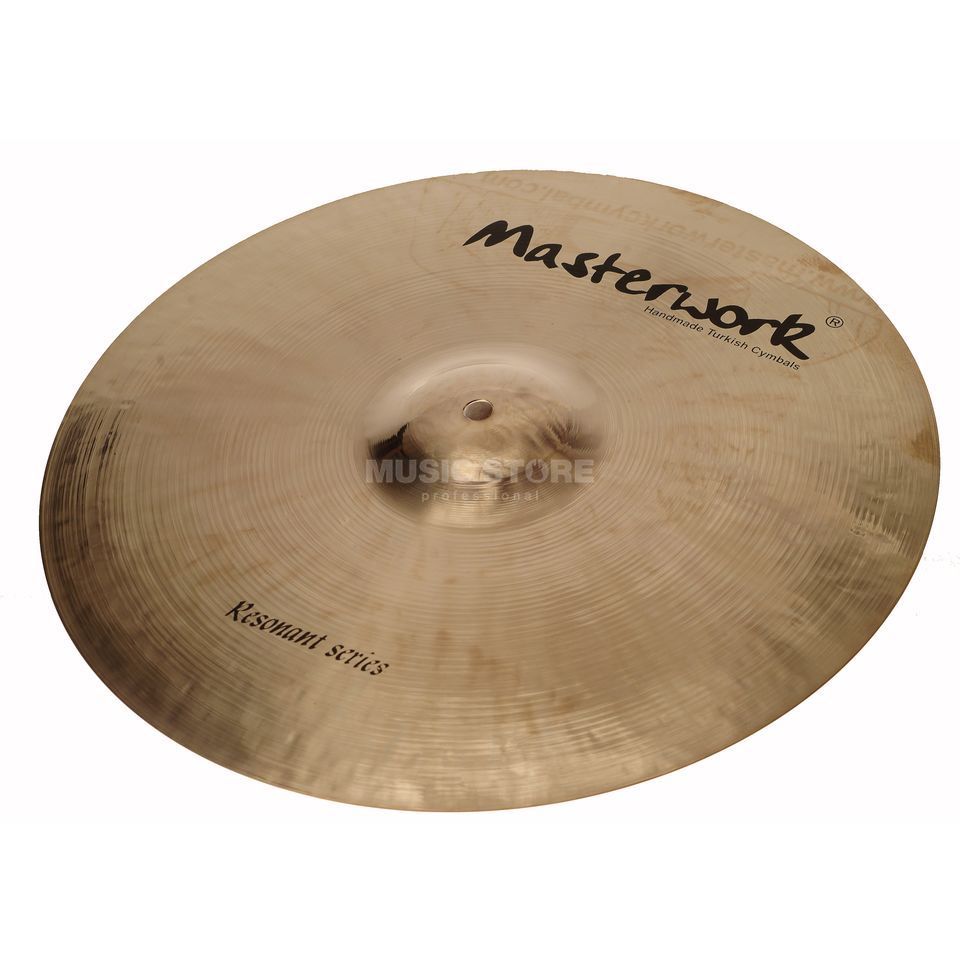 "Masterwork Resonant Ride 22"" Brilliant Finish Produktbillede"