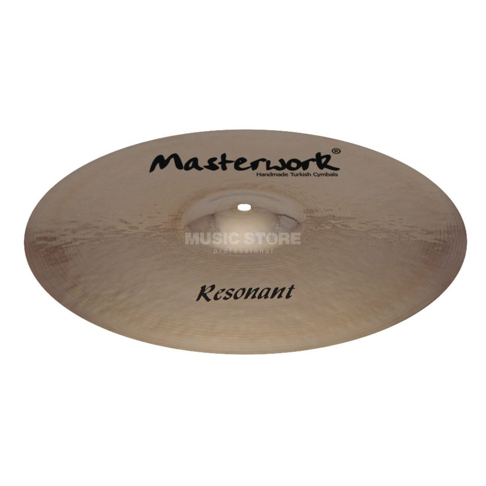 "Masterwork Resonant Rock Splash 12"" Brilliant Finish, B-Stock Produktbillede"