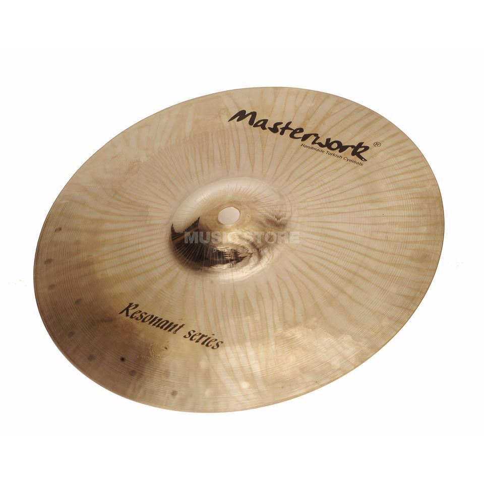 "Masterwork Resonant Splash 6"" Brilliant Finish Produktbillede"