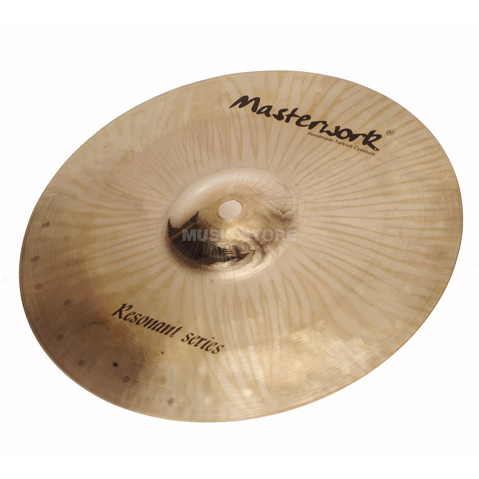 "Masterwork Resonant Splash 8"" Brilliant Finish Produktbillede"