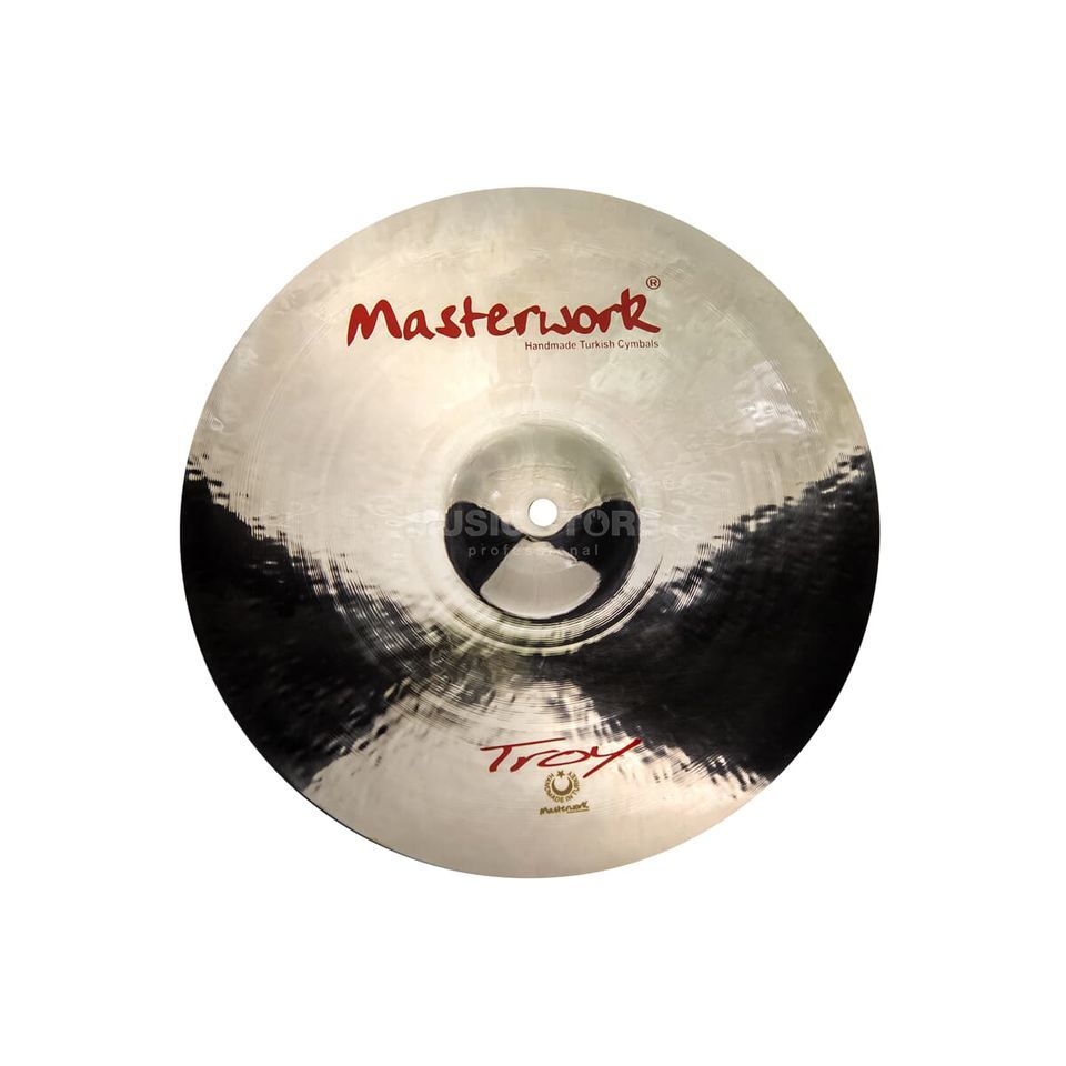"Masterwork Troy Crash 14""  Produktbild"