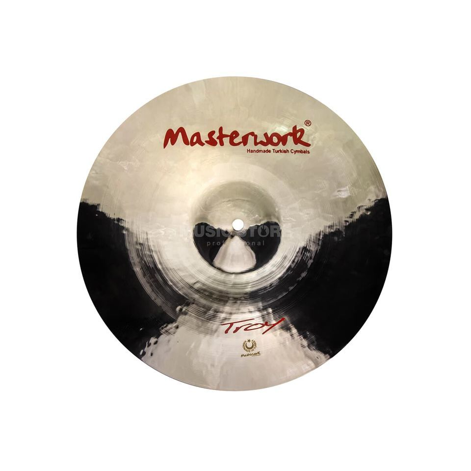 "Masterwork Troy Crash 16""  Product Image"