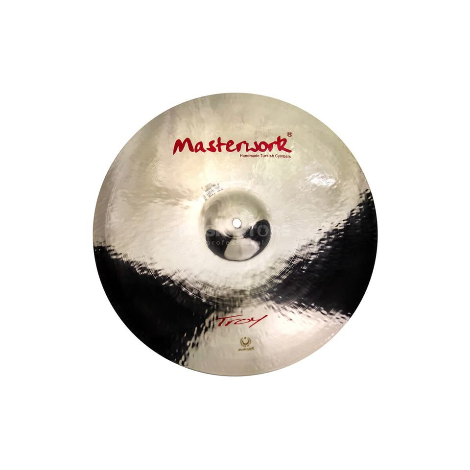 "Masterwork Troy Crash 18""  Produktbild"