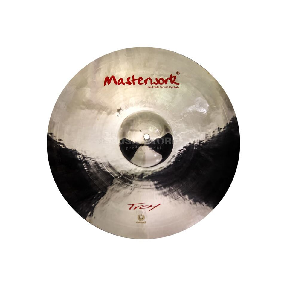 "Masterwork Troy Crash 19"" Product Image"