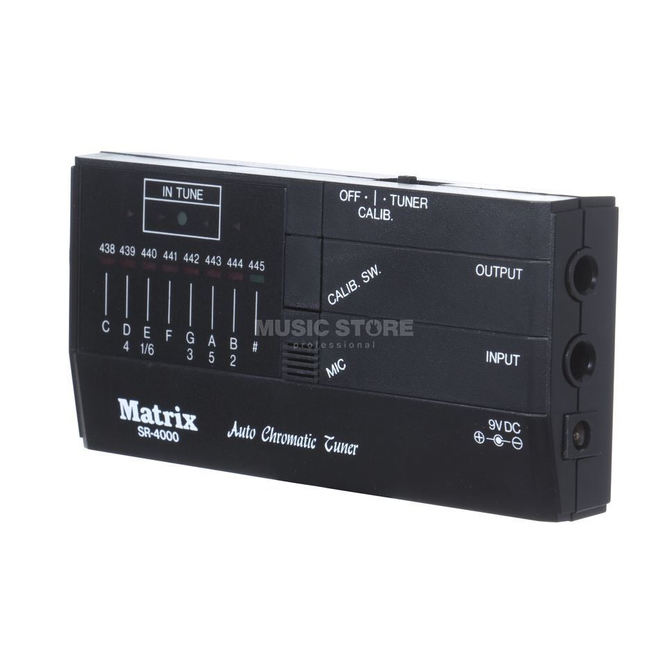 Matrix Automatic Tuner Product Image