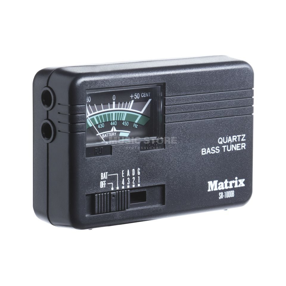 Matrix Quartz Bass Tuner Produktbild