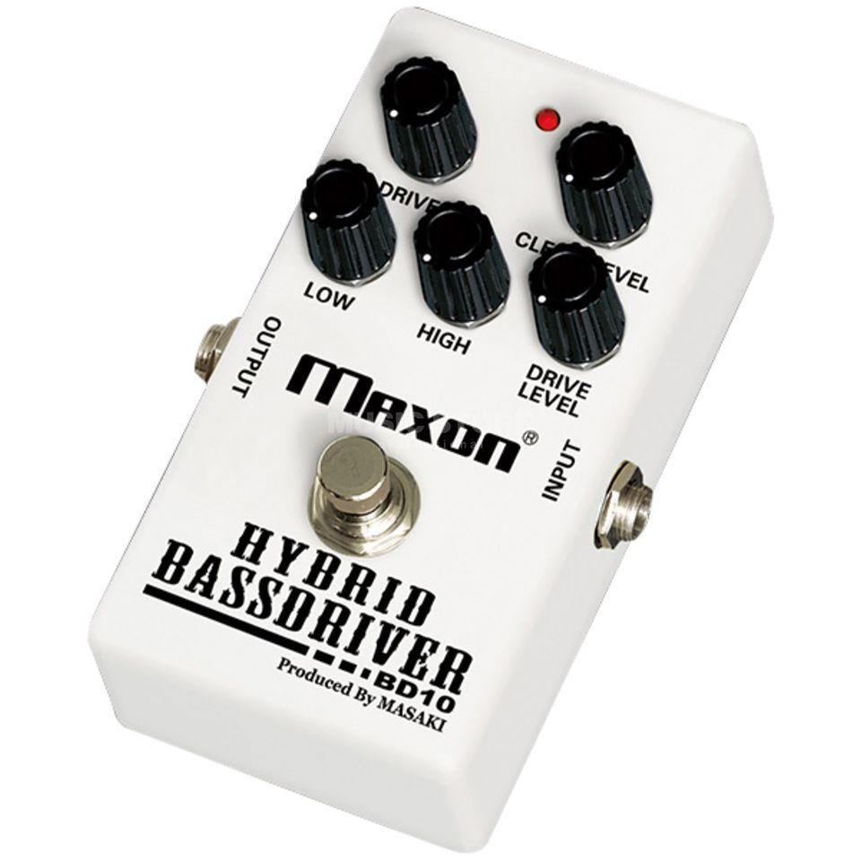Maxon BD10 Hybrid Bass Driver Product Image