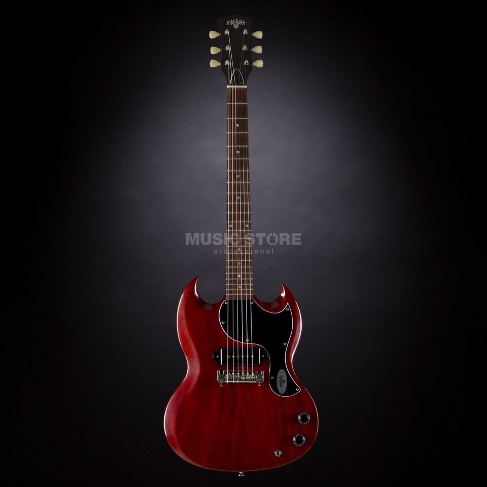 Maybach Albatroz '65 DWR Dark Wine Red Aged Produktbillede