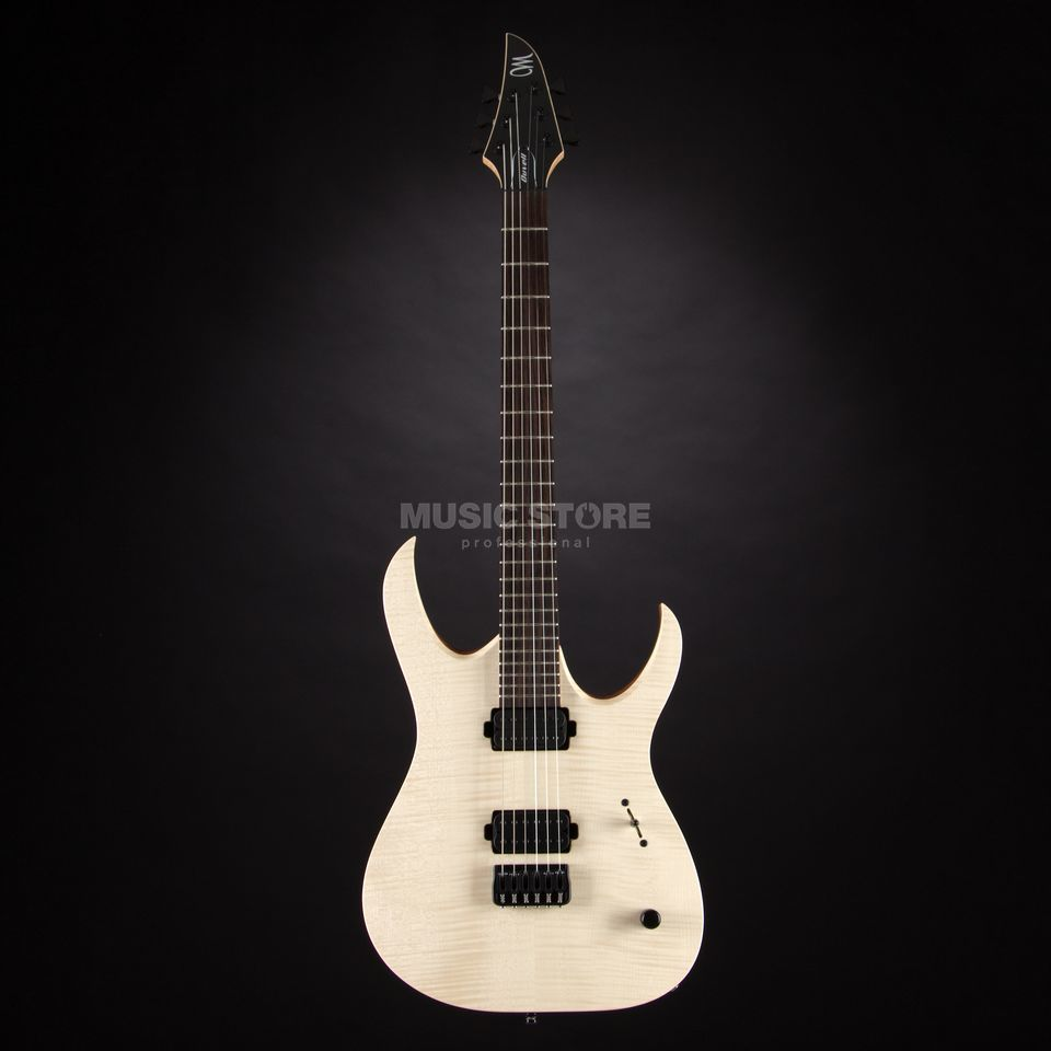 Mayones Duvell 6 T-NAT-M Transparent Natural Matte Produktbild
