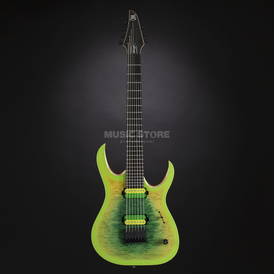 Mayones Duvell QATSI 7 Juice Burst Limited Edition John Browne Signature Image du produit