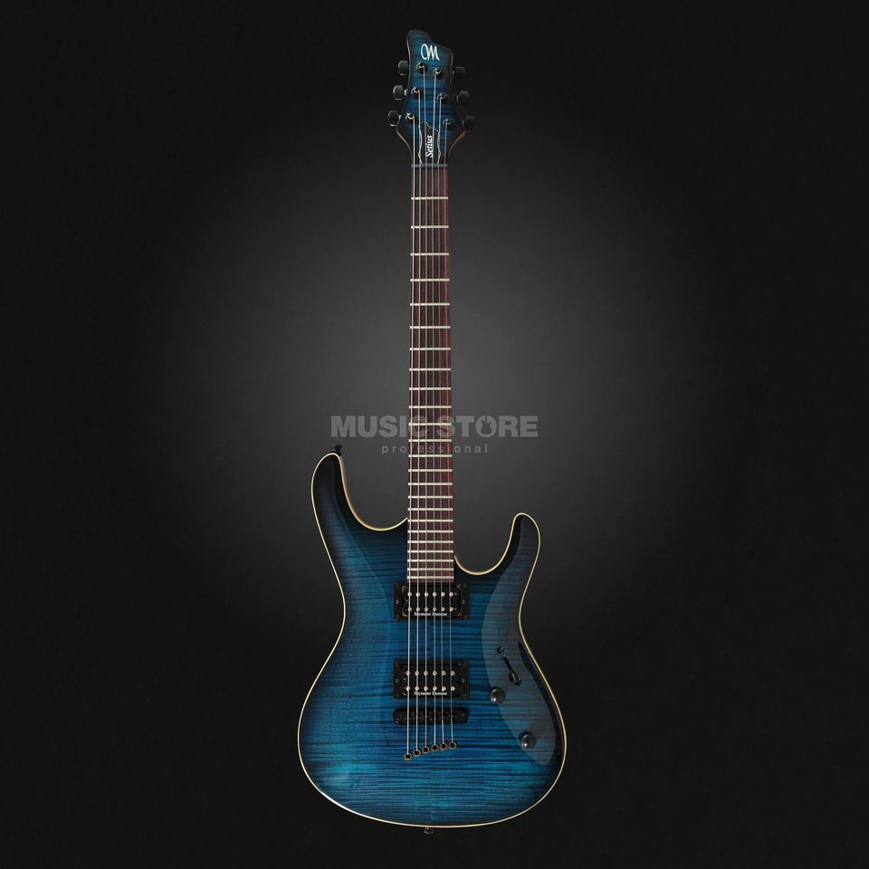 Mayones Setius 6 Transparent Dirty Blueburst Produktbild