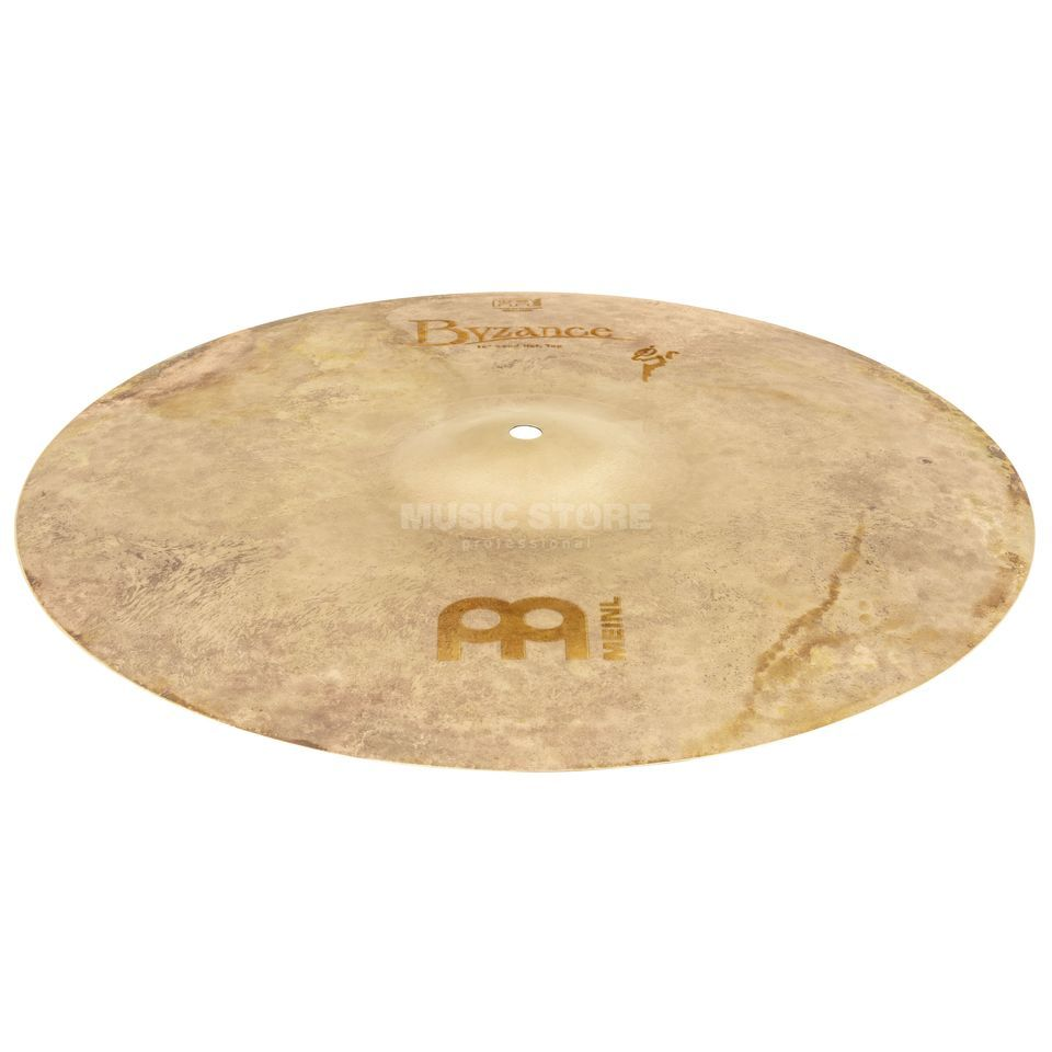 "Meinl B16SAH Byzance Sand HiHat 16"" Vintage Benny Greb Signature Product Image"