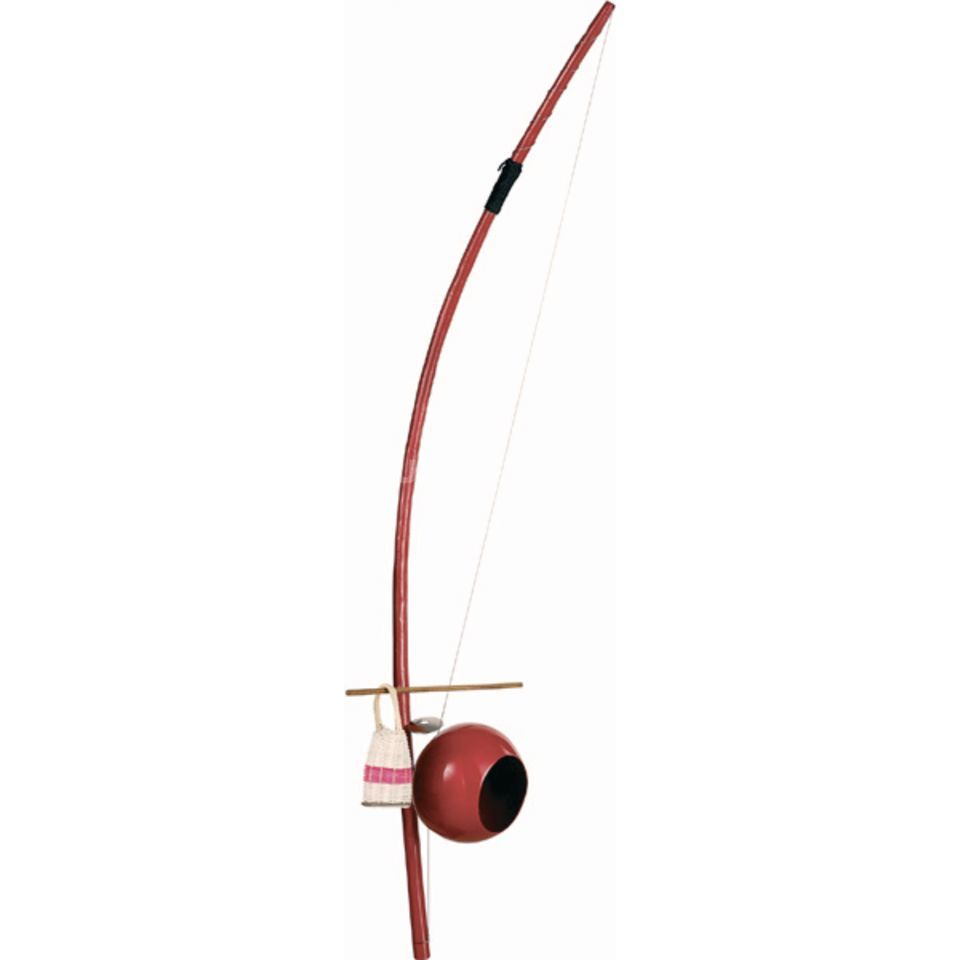 Meinl BE1R Berimbau Red Produktbild