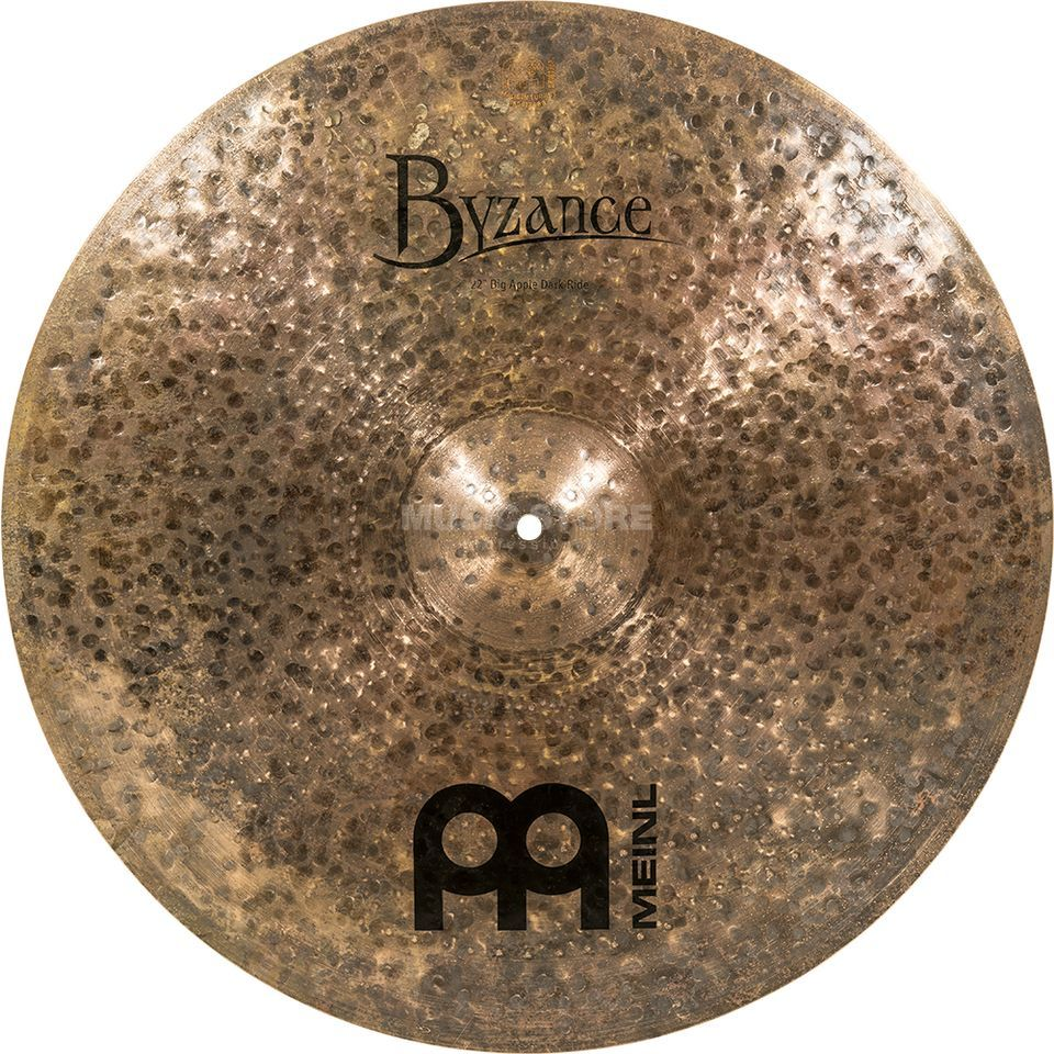 "Meinl Byzance Big Apple Ride 22"", B22BADAR, Dark Produktbild"