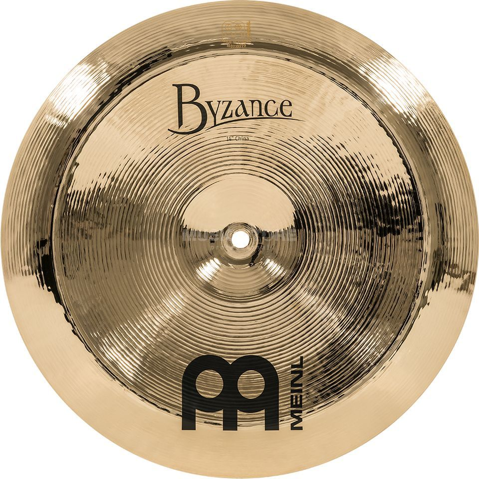 "Meinl Byzance China 14"", B14CH-B, Brilliant Finish Produktbillede"