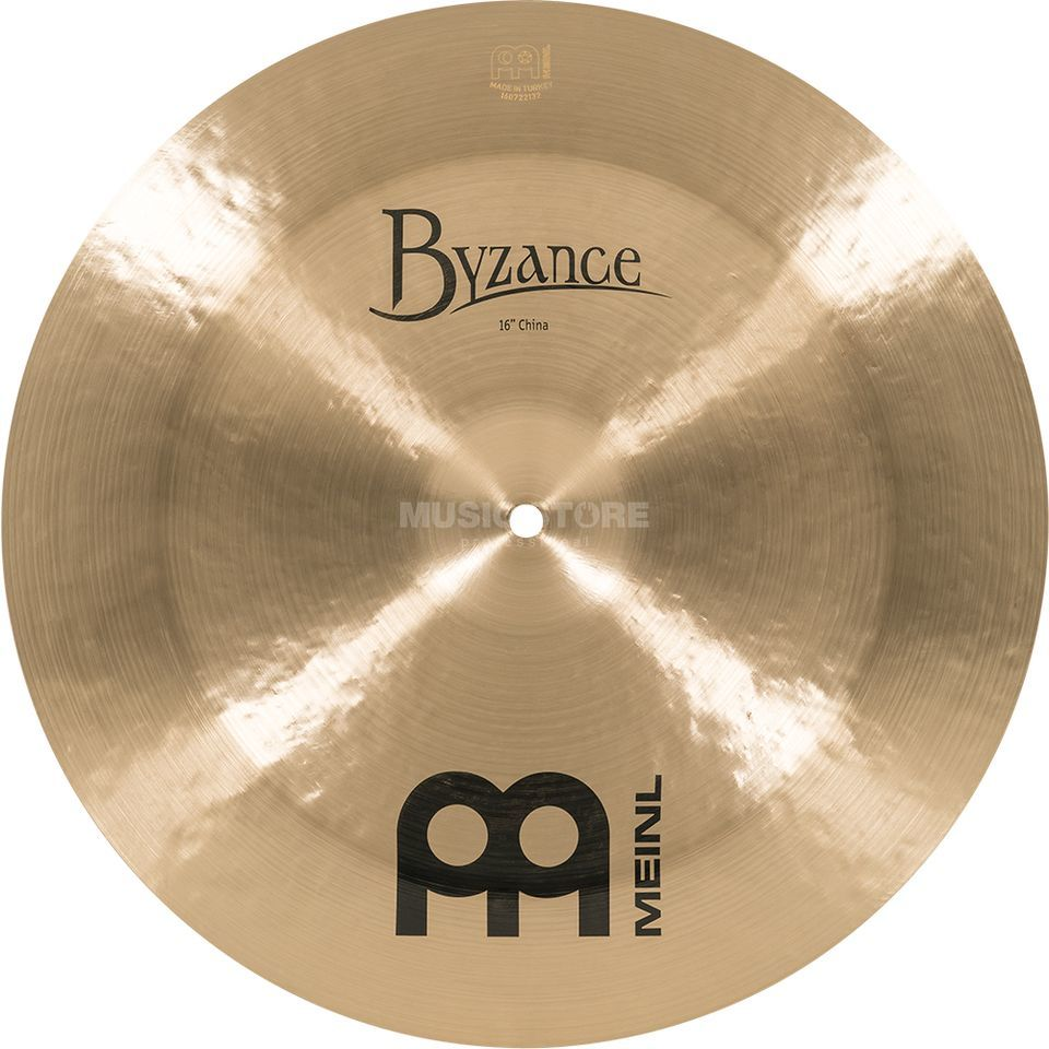 "Meinl Byzance China 16"" B16CH, Traditional Finish Product Image"