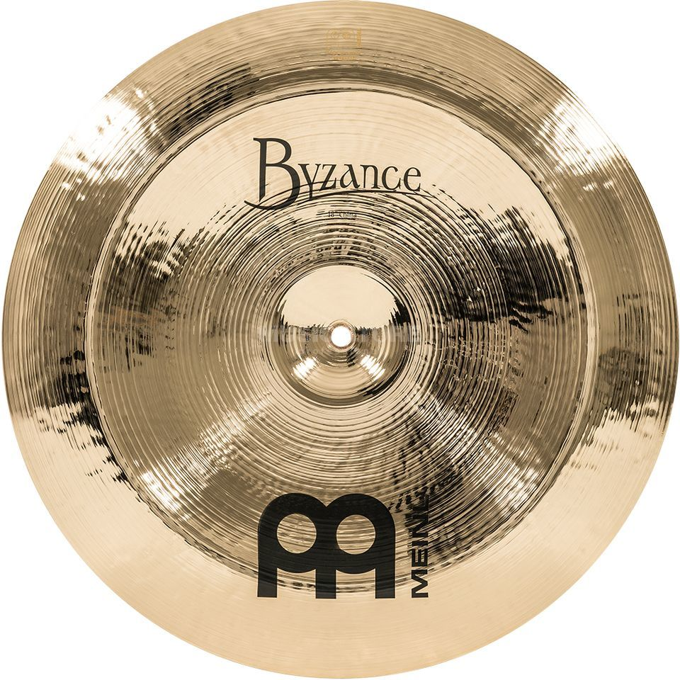 "Meinl Byzance China 18"" B18CH-B, Brilliant Finish Produktbild"