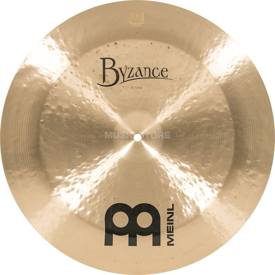 "Meinl Byzance China 18"" B18CH, Traditional Finish Produktbillede"