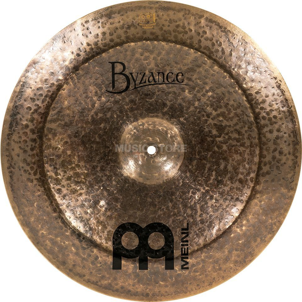 "Meinl Byzance China 18"", B18DACH, Dark Finish Produktbild"
