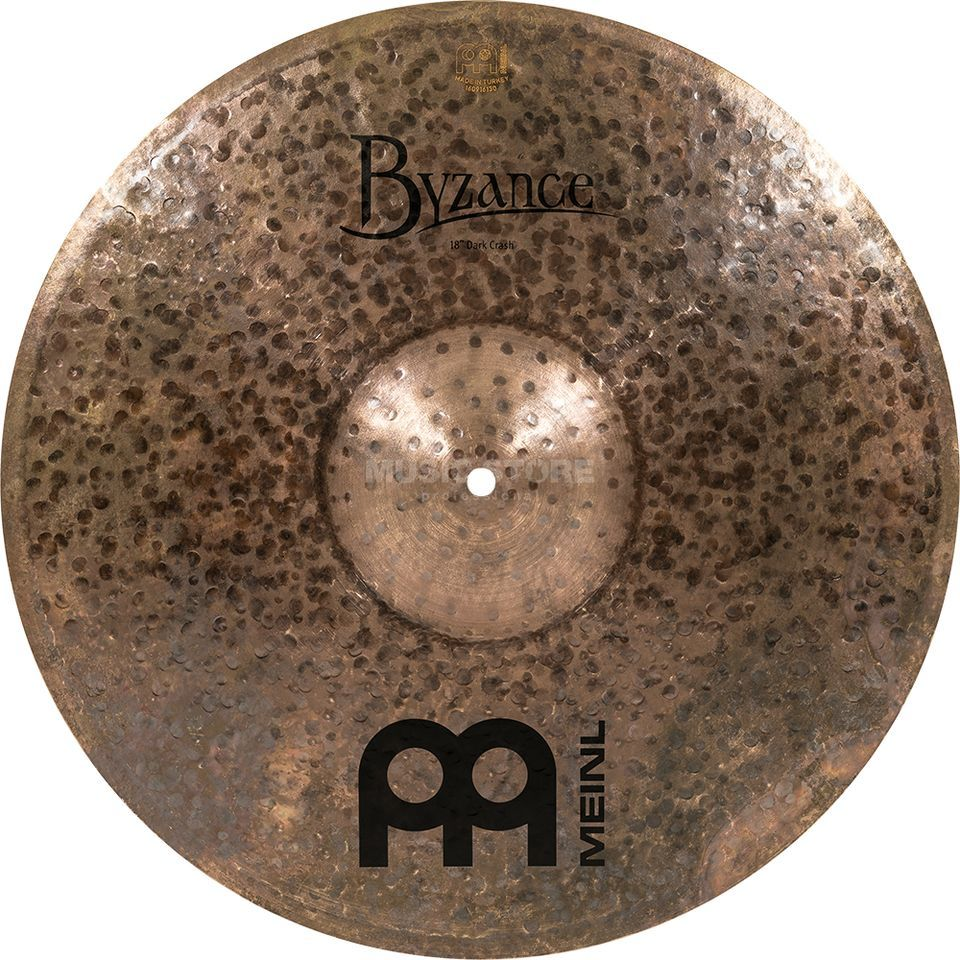 "Meinl Byzance Dark Crash 18"" B18DAC, Dark Finish Produktbild"