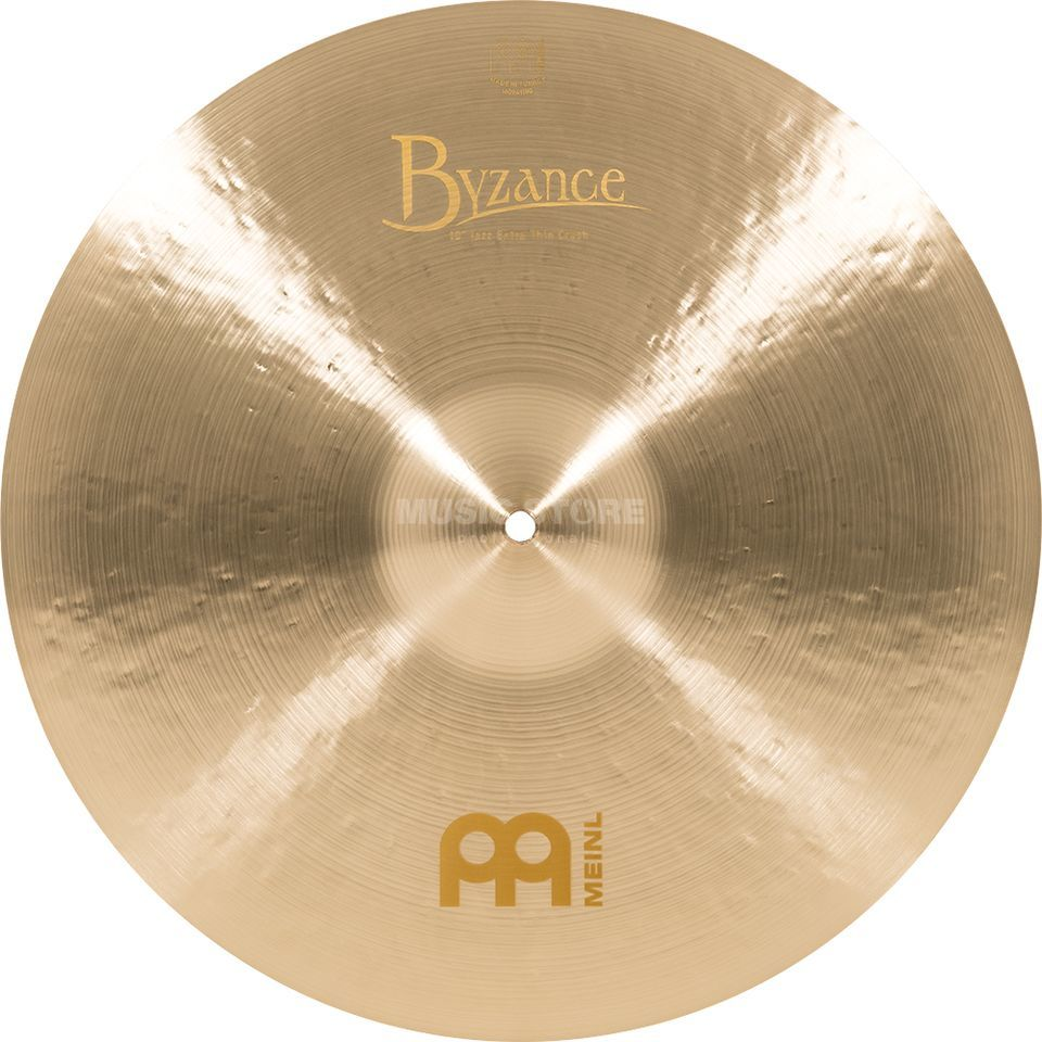 "Meinl Byzance Extra Thin Crash 18"" B18JETC, Jazz Finish Produktbild"