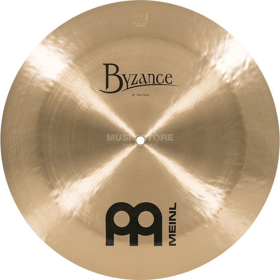 "Meinl Byzance Flat China 18"", B18FCH, Traditional Finish Produktbild"