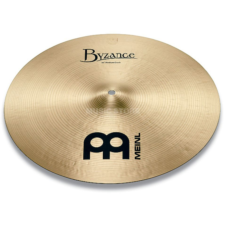 "Meinl Byzance Heavy Crash 16"", B16HC, Traditional Finish Produktbild"