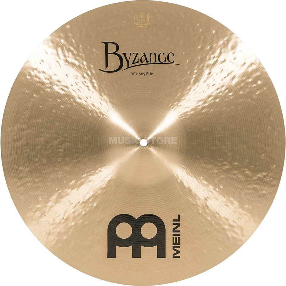 "Meinl Byzance Heavy Ride 20"", B20HR, Traditional Product Image"
