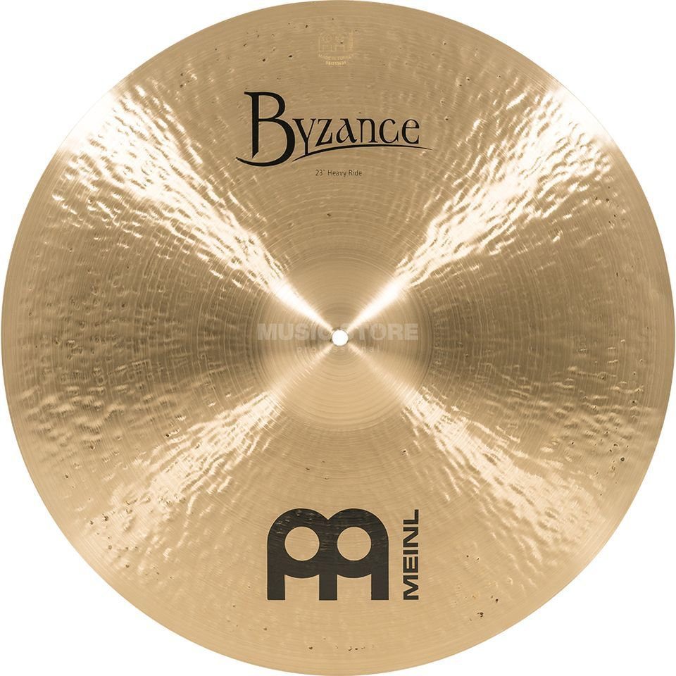 "Meinl Byzance Heavy Ride 23"", B23HR, Traditional Finish Produktbillede"