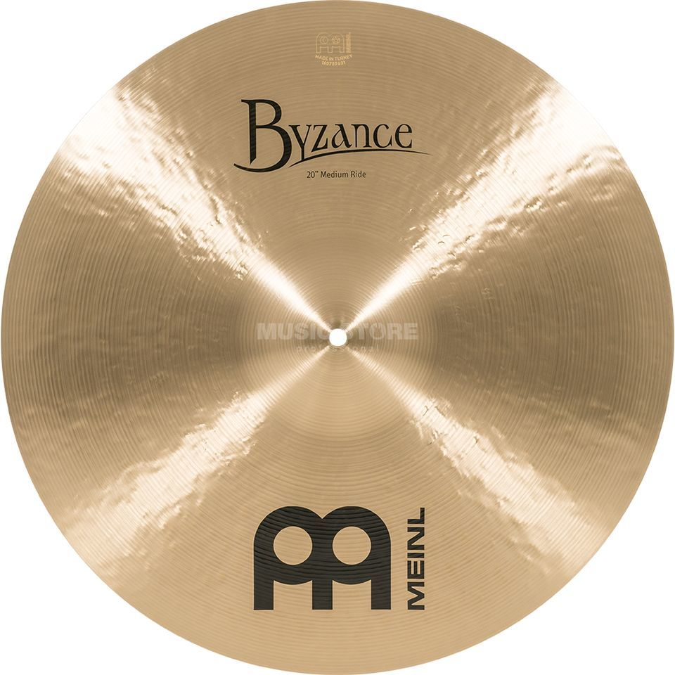 "Meinl Byzance Medium Ride 20"", B20MR, Traditional Finish Produktbild"
